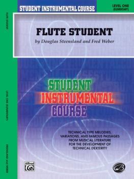 Student Instrumental Course: Flute Student, Level I (AL-00-BIC00101A)