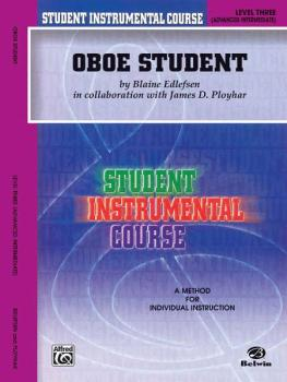 Student Instrumental Course: Oboe Student, Level III (AL-00-BIC00321A)