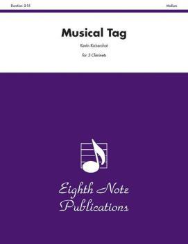 Musical Tag (AL-81-CC2552)