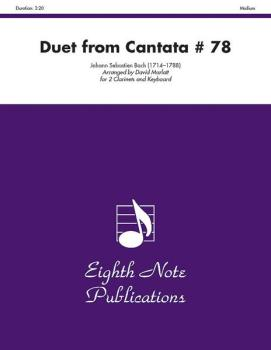 Duet (from <I>Cantata #78</I>) (AL-81-CC989)