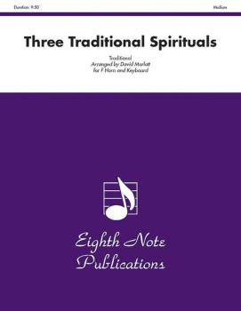 Three Traditional Spirituals (AL-81-SH217)
