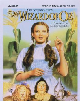 <I>The Wizard of Oz,</I> Selections from: Song Kit #26 (AL-00-C0226C6X)