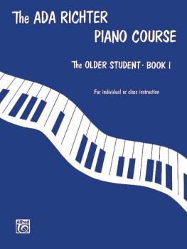 Ada Richter Piano Course: The Older Student, Book 1 (AL-00-AR0007)