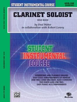 Student Instrumental Course: Clarinet Soloist, Level I (AL-00-BIC00109SA)