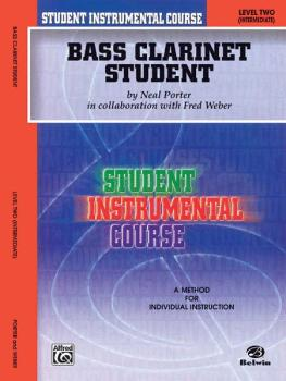 Student Instrumental Course: Bass Clarinet Student, Level II (AL-00-BIC00216A)