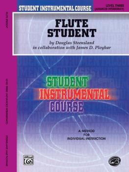 Student Instrumental Course: Flute Student, Level III (AL-00-BIC00301A)