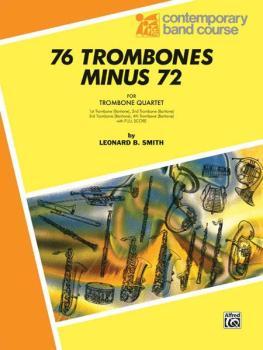 76 Trombones Minus 72 (AL-00-CBE00015)