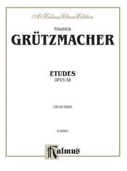 Etudes, Opus 38 (AL-00-K02067)