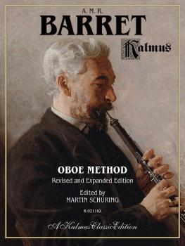 Oboe Method (Revised and Expanded) (AL-00-K02116X)