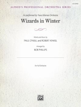 Wizards in Winter: As Performed by Trans-Siberian Orchestra (AL-00-43812)