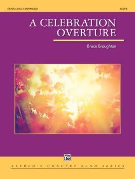 A Celebration Overture (AL-00-44202S)