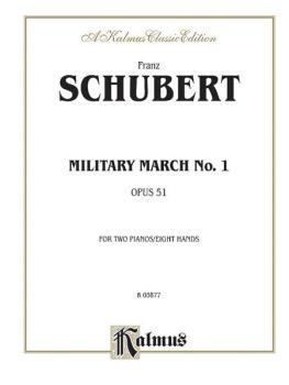 Military March No. 1, Opus 51 (AL-00-K03877)