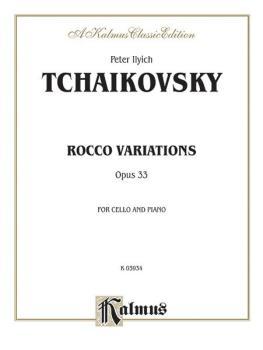 Rococo Variations, Opus 33 (AL-00-K03934)