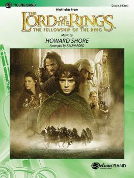 <I>The Lord of the Rings: The Fellowship of the Ring,</I> Highlights f (AL-00-CBM02008)