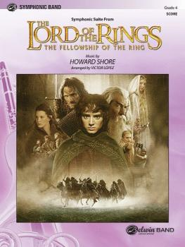 <I>The Lord of the Rings: The Fellowship of the Ring,</I> Symphonic Su (AL-00-CBM02009C)