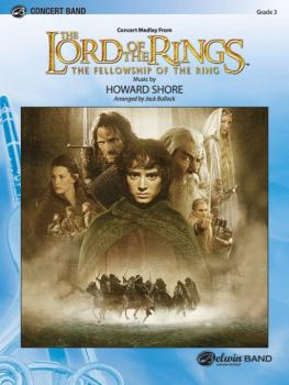 <I>The Lord of the Rings: The Fellowship of the Ring,</I> Concert Medl (AL-00-CBM02010)