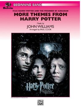 <I>Harry Potter and the Prisoner of Azkaban,</I> More Themes from (Fea (AL-00-CBM04018)