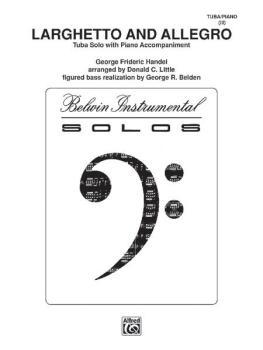 Larghetto and Allegro (AL-00-CBS00138)