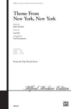 <I>New York, New York,</I> Theme from (AL-00-CH9923)