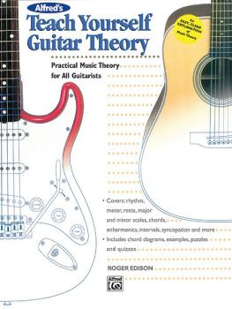 Alfred's Teach Yourself Guitar Theory: Practical Music Theory for All  (AL-00-4431)