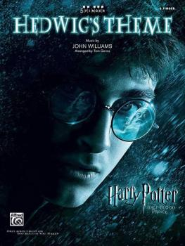 Hedwig's Theme (from <i>Harry Potter and the Half-Blood Prince</i>) (AL-00-33874)