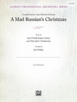 A Mad Russian's Christmas: As performed by Trans-Siberian Orchestra (AL-00-44856)