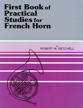 Practical Studies for French Horn, Book I (AL-00-EL01748)
