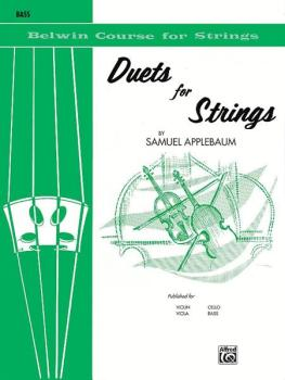 Duets for Strings, Book I (AL-00-EL01993)